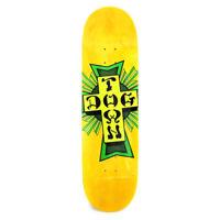 """Dogtown Skateboard Deck Street Cross Assorted Colors 8.75"""""""