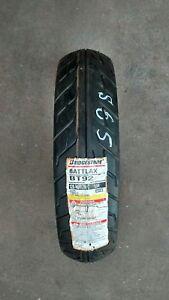 1 NEW 120/60 R17 M/C 55H BRIDGESTONE BATTLAX BT92F RADIAL DOT CODE 2104
