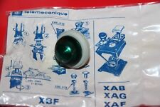 TELEMECANIQUE XBF-A 103 Meldeleuchtenvorsatz, grün  XBF A 103  NEU