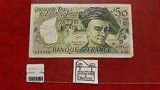 FRANCE - BILLET DE 50 FRANCS QUENTIN DE LA TOUR 1983 - REF00002929