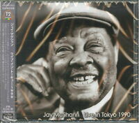 JAY MCSHANN-LIVE IN TOKYO 1990-JAPAN CD F56