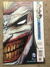 Batman #13 *Death of the Family* NEW 52 *1st Print*