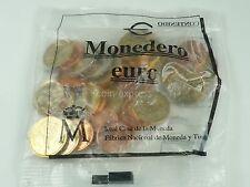 *** Euro Starterkit SPANIEN 2002 - Espana Spain KMS Coin Set Münzen ***