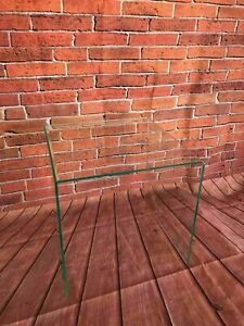 Perspex Table, Bedside Table, Coffee Table, End Table, Side Table Glass Look