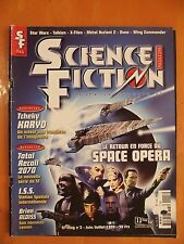 Science Fiction Magazine-N 3- Total Recall 2070- Space Opera, le retour en force