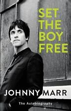 SET THE BOY FREE - MARR, JOHNNY - NEW HARDCOVER BOOK