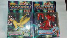 Digimon Growlmon & Kyubimon  BL Transformable (no bandai)