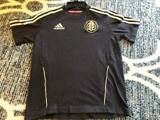 Mexico National Team Adidas Black Youth Size Large Top Shirt