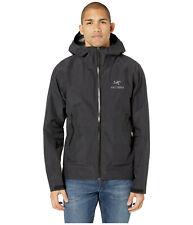 ARCTERYX Zeta SL Jacket GORE-TEX® Black Size XL| AR LT SV Alpha Beta RRP £280