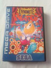 Dynamite headdy megadrive platform Rayman pal multilanguage sega mega drive