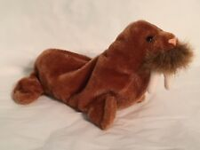 TY Beanie Baby - PAUL the Walrus - with Tags - RETIRED