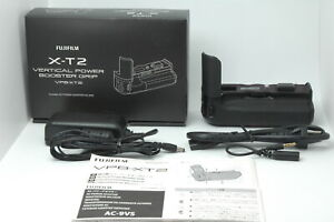 [MINT] FUJIFILM VPB-XT2 Vertical Power Booster Grip for X-T2 from JAPAN F58