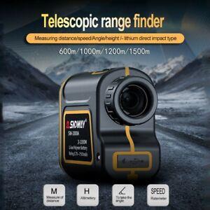 3-1000m Golf Laser Range Finder Golf Distance Rangefinder Outdoor SW-1000A pans