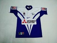 NRL Canterbury Bankstown Bulldogs Rugby League Shirt Jersey