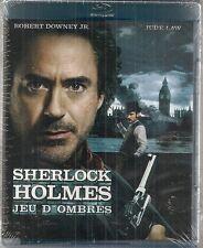 "Blu-Ray ""Sherlock Holmes Jeu d'ombres""      Neuf sous Blister"