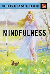 The Fireside Grown-Up Guide to Mindfulness by Joel Morris - Free P&P