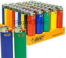 Bic Classic Cigarette Lighters Disposable Full Size, Assorted Colors - Pack of 6