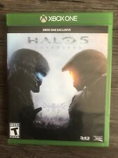 Halo 5 Guardians (Microsoft Xbox One, 2015) Tested & Works Video Game