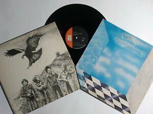 Traffic Lot Of 3 Vinyl LP's Barleycorn Must Die, When The Eagle Flies +1Tested