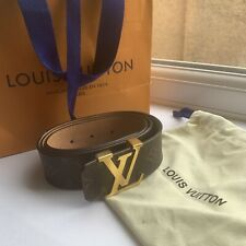 Louis vuitton belt men