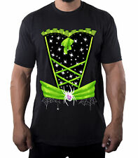 Witch Costume T-shirt, Men's Graphic Tees, Funny Halloween Men's Shirts!