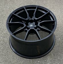 19x10.5 Ford Mustang Shelby GT350 Black wheel rim Factory OEM front 2019 2020