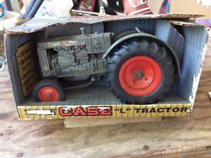 """Ertl Case """"L"""" Tractor 150th Anniversary 1/16 Scale 252 toy Tractor Inbox"""