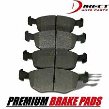 Front Brake Pads Set For Ford Contour 2000-1998 MD762 Premium Brakes