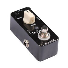 New Mooer Trelicopter Optical Tremolo Micro Guitar Effects Pedal!!