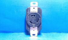 Replacement Wall Receptacle 20 Amp 250 Volt Twist Lock 3 Prong Nema L6-20R