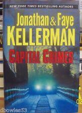 Jonathan & Faye Kellerman- CAPTIAL CRIMES-- hard cover