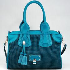 New Isabelle Spring Women Handbag Classic Faux Leather Shoulder Tote Bag Satchel