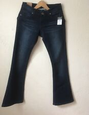 New Mid Rise Boot Cut Jeans, Sz 0 Short, By Rue 21, New W Tags