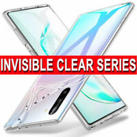 Case for Samsung Galaxy Note 10 Plus 5G Clear Silicone GEL Ultra Slim TPU Cover