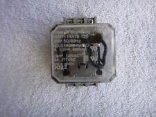 Potter & Brumfield Relay 120V 50/60Hz 1/2HP 3A KUMP-14A18-120 w/Base 27E893