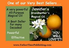 Magical Mystical Oil: Jennifer's Grandmother's Magical Oil To Attract Good Luck!