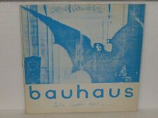 "BAUHAUS - Import 12"" Single - BELA LUGOSI's DEAD  Blue Vinyl SMALL WONDER Murphy"