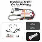 Rcexl Single Ignition CDI for NGK CM6 10mm 90Degree for 2008 after the 3W Engine