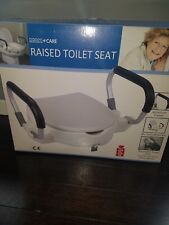 Max & Care Raised Toilet Seat - Brand New in Box