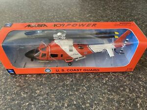 1:43 US Coast Guard Helicopter - Augusta