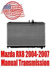 New Radiator for Mazda RX-8 2004-2007 with Manual Transmission Models ONLY