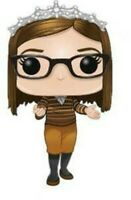 FUNKO POP! TELEVISION: Big Bang Theory - Amy [New Toys] Vinyl Figure