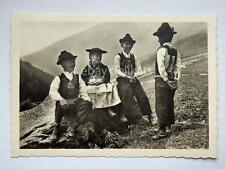 Val SARENTINO Sarntal bambini Alto Adige Bolzano vecchia cartolina 9