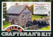 Wills - CK22 - OO Gauge Water Mill Plastic Kit