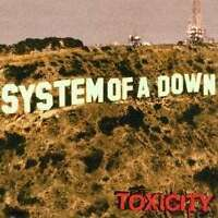 Toxicity - System Of A Down CD COLUMBIA