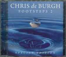 """CHRIS DE BURGH """"Footsteps 2 (Special Edition)"""" CD-Album"""