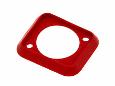 Neutrik D Series Panel Water/Dust Resistant Gasket, Red, SCDP-2