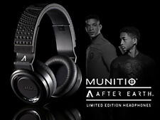 MUNITIO PRO40 AFTER EARTH - LIMITED EDITION HEADPHONES - Black RARE 125 Made NIB