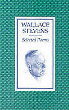 Selected Poems,Stevens, Wallace,Acceptable Book mon0000102257
