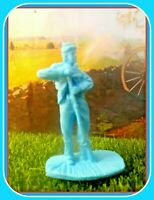 *Civil War*54mm*Yankee Rare Butternut & Blue w Marx & Barszo ACW Union Loading